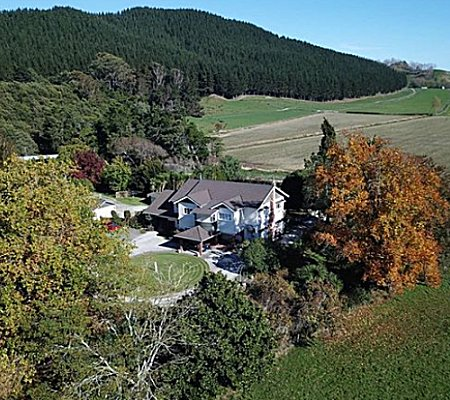 Hunting Lodge New Zealand